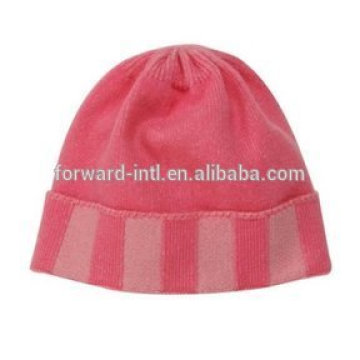 China factory supply OEM cheap knitting Cashmere hats