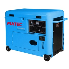 Fixtec Power Tools 4.4kw Electric Generator Diesel