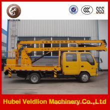Mobile 4X2 14 Meter Luftfahrzeuge