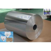 Feuillet en aluminium pour radiateur / Condensateurs / Evaporateurs Alloy 7072