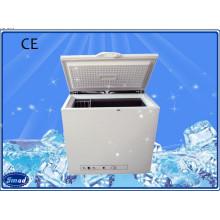O gás de 200Litres LP / 110v & 220v / querosene 3-ways congela o freezer profundo da caixa