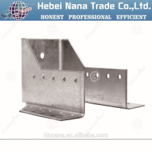 Conectores de madeira de chapa de aço galvanizado Joist Hanger