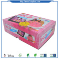 Decorative cardboard fance gift boxes