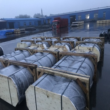 Diameter 200mm-700mm UHP Graphite Electrode Supply