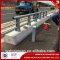 Verzinkter Stahlzaunpfosten für Autobahn
