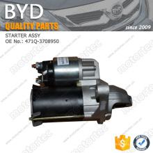OE BYD f3 peças de reposição starter 471Q-3708950