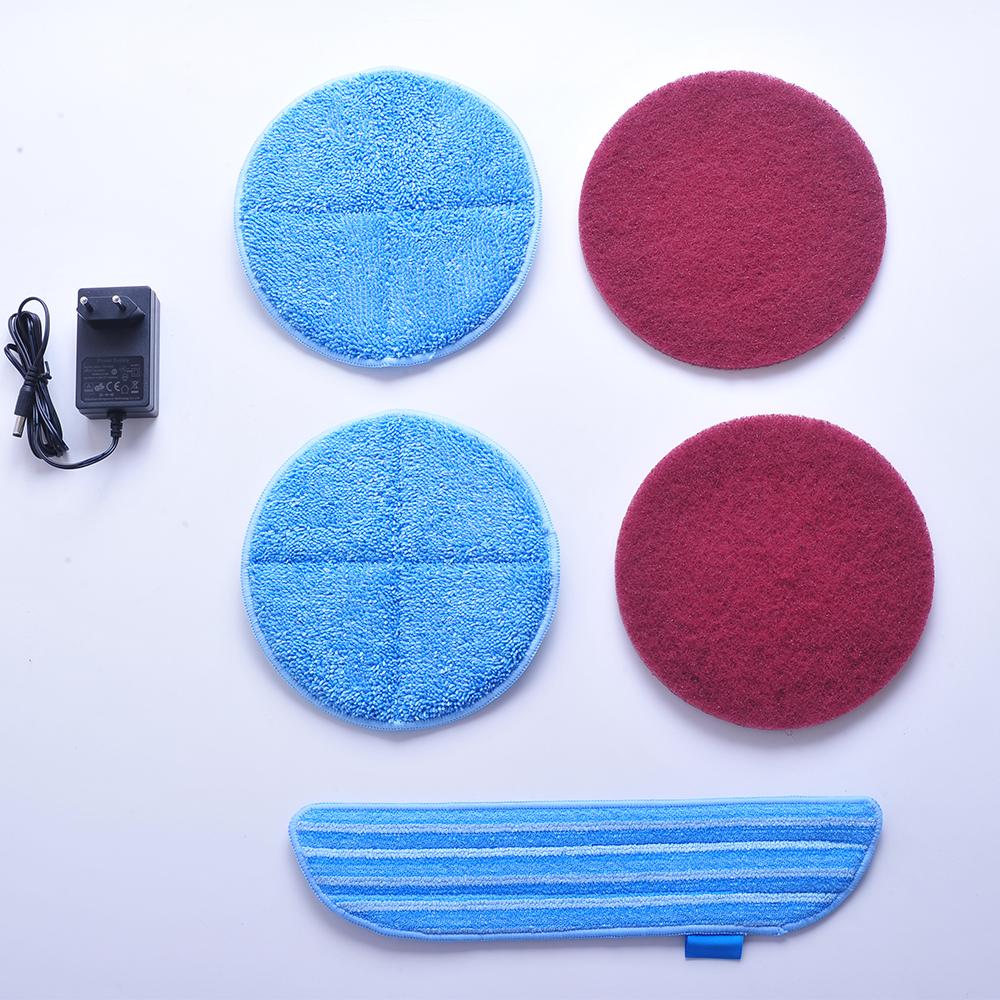 Mini Cordless Robotic Mop Cleaner