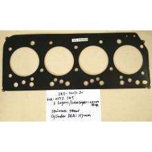 Прокладка головки блока цилиндров для МТЗ 245