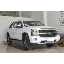 Double suspension 2WD diesel manual with ABS-EBD