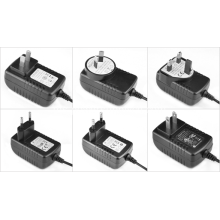 di mana 24V1.5A AC DC Switching Power Supply Adapter