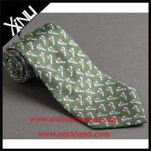 Popular Print Custom Silk Anime Tie