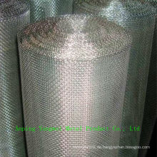 Bestes verkaufen galvanisiertes Eisendrahtgeflecht, gesponnenes Drahtgeflechtporzellangroßverkauf