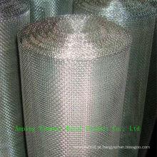 Melhor vender galvanizado malha de arame de ferro, tecidos de malha de arame por atacado de porcelana