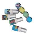 Cute paper lipstick tube packaging