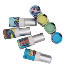 tubos de protetor labial ecológicos