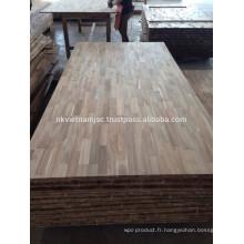 Vietnam Acacia Finger Joint Board pour meubles