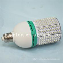 China 2014 novo poder mais alto levou lâmpada de milho com ventilador de refrigeração e27 luz solar