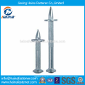 China Supplier Best Price High Quality Stainless steel Drive Pins/Aluminum HDD Shooting Nails with Flute