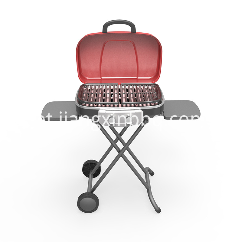Folding Gas Grill Outdoor Cooking