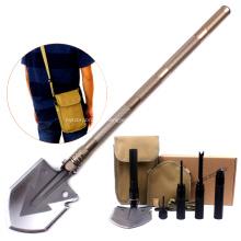 C008 Multifunction Outdoor Camping Folding Shovel