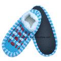 Custom Made Anti-Slip Knitted Indoor Floor Shoes Socks
