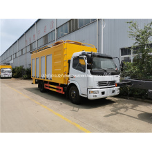 Dongfeng 4x2 waste water treatment truck