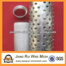 galvanized steel punch metal