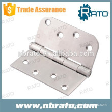 RH-103 4 inch stainless steel wooden door hinge