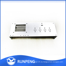Piezas de perforación promocionales mecánicas mecánicas del CNC de la chapa de la precisión de la alta precisión