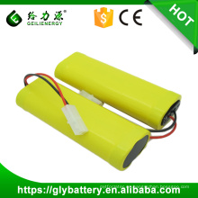 Batería de Ni-cd 7.2v sc 2000mah de alta calidad hecha en China