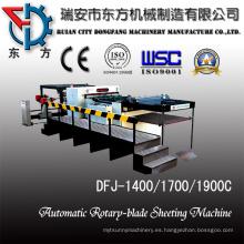 Máquina de laminado de papel A4 (DFJ1400 / 1700C)