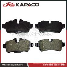 Conjunto de almofadas de freio para MINI Cooper D1309-8424 34216778327
