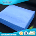 Alibaba Store Medical Non Woven Material Hospital Bed Cover Cloth Textile
