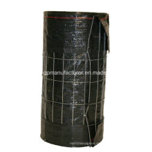 Geotextil tejido de cerca de seda con alambre