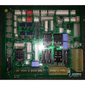 CCB-3 / CCB-7 Car Top Interface Board para elevadores Hyundai