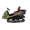 Kinder sicher Min Rubber Track Ice Racing Kind Schneemobil