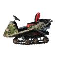 250cc дешевые Мини RC ребенок/дети Рубер дорожки снегохода