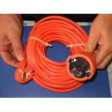proveedor de jardín extensión cable protección protector de los niños cubre cable