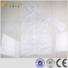 SUNNYHOPE PVC waterproof raincoats for women