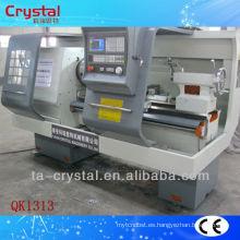 CNC Pipe Threading máquina automática Torno Máquina QK1313