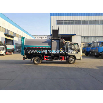 Garbage Rubbish Trash Cleaning Truck For Sale