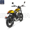 MASH DIRT TRACK 50cc GOLD Body Kit Ricambi originali