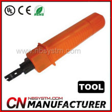 Impact Punch Down Tool with 110 blades