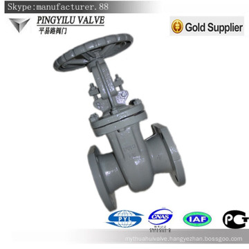 russia standard handles gate valve 4inch made in China