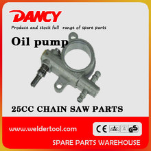 2500 chainsaw parts oil pump