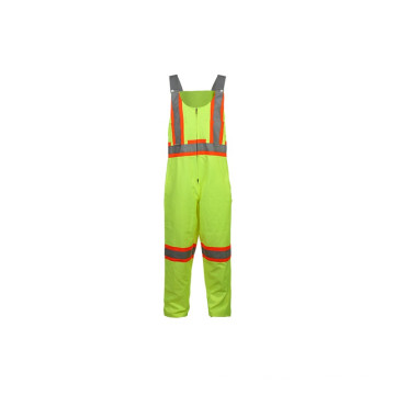 High Visibility Clothing Safety Workwear Safety Coverall Hi Vis Overall Work Clothes Overalls for Men