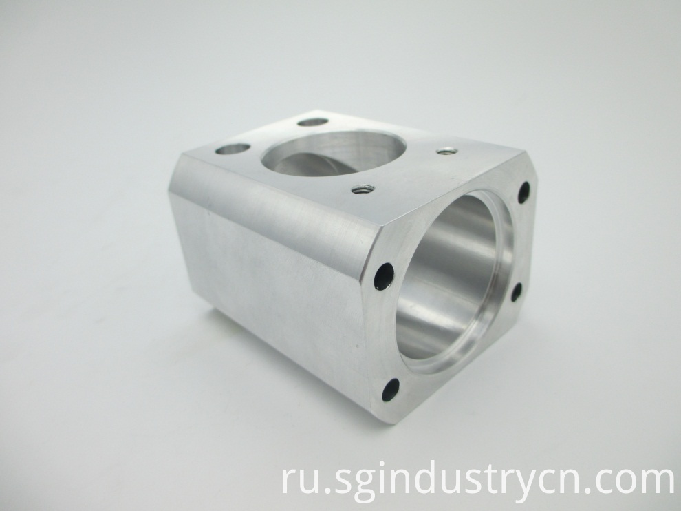 Machining 7075 Machined Aluminum