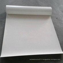 Membrane imperméable de 1.2mm / 1.5mm Tpo pour le toit / sous-sol / piscine / étang