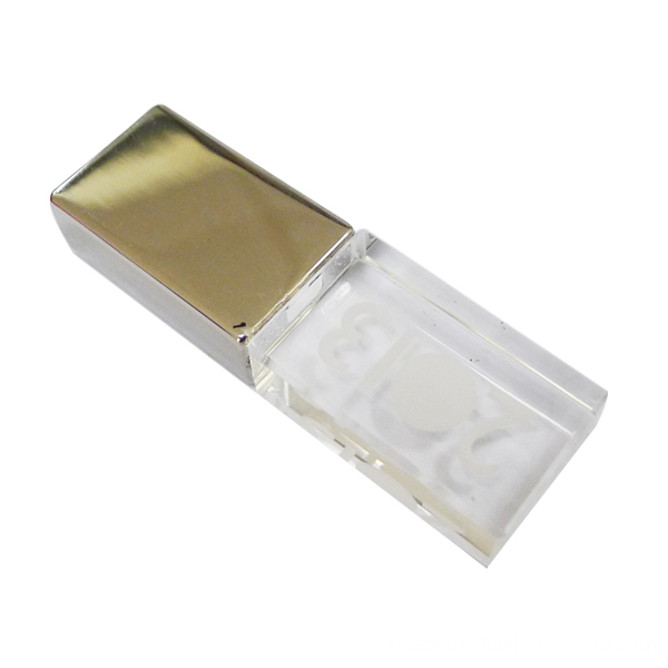 2017 New Style Crystal Usb Disk
