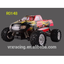 High speed Low price 1:18th scale rc electric car, Brushless electric rc buggy